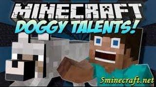 Обзор мода 2: Собаки, только собаки!!! (Doggy talents)
