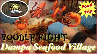 DAMPA SEAFOOD VILLAGE IN QATAR | BOODLE FEAST