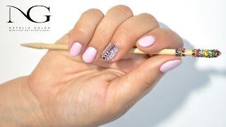 Свадебный дизайн ногтей / Wedding Nail Design(Кристалы Сваровски представлены на сайте - http://www.crystal-shop.com.ua Смотрите также: Свадебный маникюр на коротких..., 2015-09-04T05:20:28.000Z)