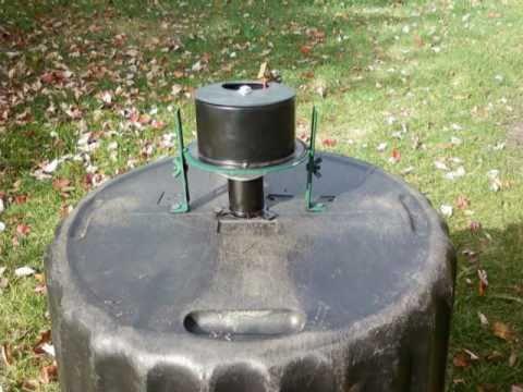 plans super box for cheap hunting deer corn bottom deerfeeder gravity feeder easy diy myog