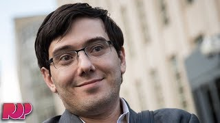 Martin Shkreli Goes To Jail After Posting About Hillary Clinton's Hair