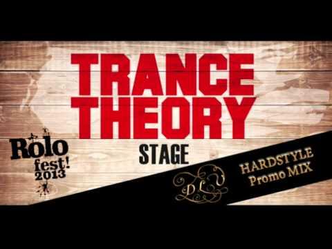 Sebastian De la Vega - Trance Theory Stage (Hardstyle Promo Mix)