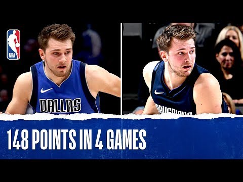 luka-doncic-full-highlights---148-pts-in-4-games!!