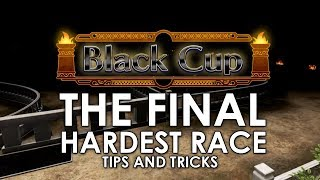 Dragon Quest XI BLACK CUP FINAL RACE (Easy & Difficult) (Tips & Tricks)