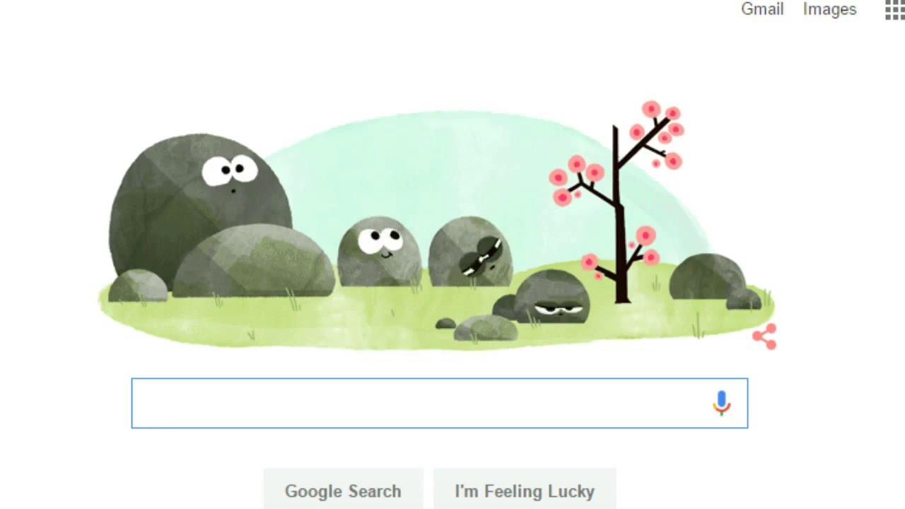 Google Doodle Animation Video