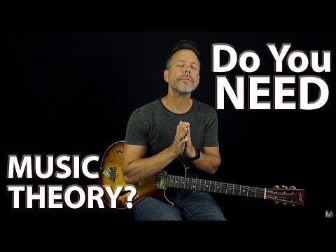Do You NEED Music Theory To Play Guitar?