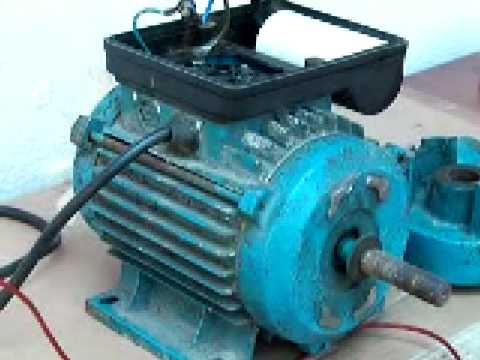 2 Hp Single Phase Motor Wiring Diagram S10 Stereo Rv-water Pump-2 - Youtube