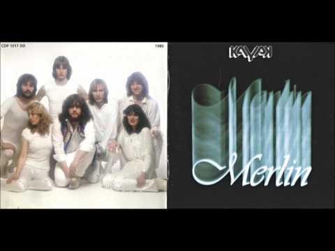 Kayak - Merlin (Full Album)