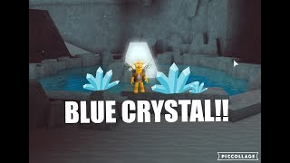 HOW TO GET BLUE CRYSTALS IN SPACE MINING TYCOON!?!   Roblox Tutorial
