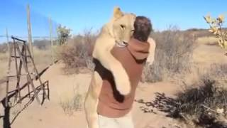 Real Love exist everywhere Funny Animals