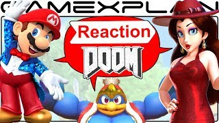 Nintendo Direct Reaction Discussion: DOOM, Mario Odyssey, Pokemon: Ultra Sun & Moon, MP Top 100