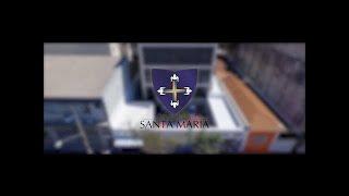 Vídeo institucional da Escola Santa Maria