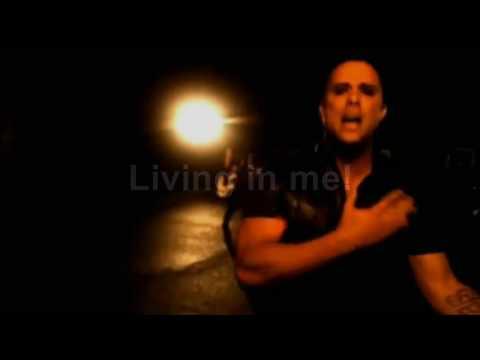 Skillet  Hero Lyrics on Screen  HD