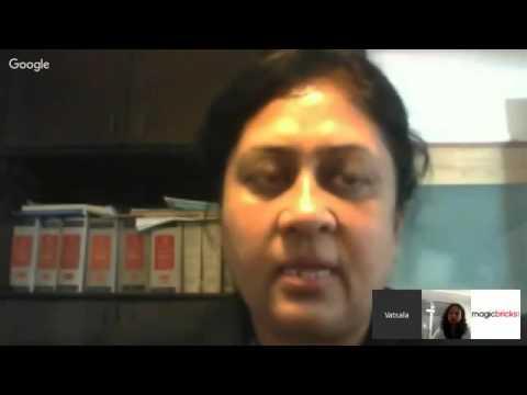 Property Lawyers in Bangalore - Hangouts interview with Vatsala Dhananjay
