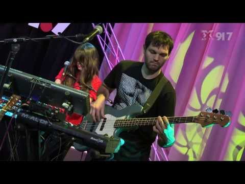 """Washed Out - """"Feel It All Around"""" - KXT Live Sessions"""