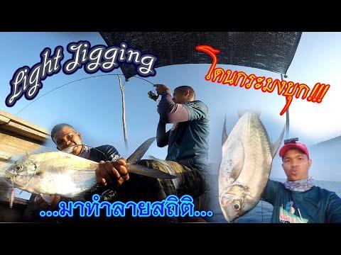 เจอหลุมแล้ว!!! light jigging Phangnga จัดชุด Ul ไปงัดปลาใหญ่ จะมัน และสนุกขนาดไหน...ไปดุ