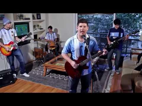 A un año de la final del mundo: la canción para Rodrigo Palacios