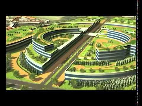 Master Plan Soekarno Hatta International Airport