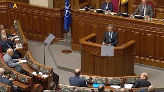 Поддерживая Украину, страны члены НАТО защищают и себя