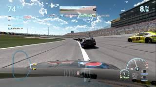 NASCAR Inside Line: FTRL Season 3 - Race 7/36 (Kansas)