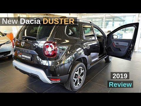New Dacia Duster 2019 Review Interior Exterior