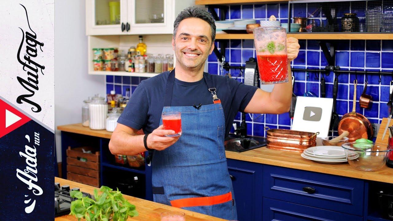 Çilekli Tonik - Arda'nın Mutfağı