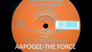 Download AAPOGEE-THE FORCE MP3 song and Music Video