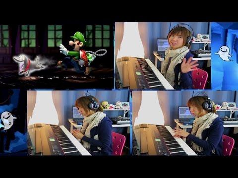 Luigi's Mansion Dark Moon - Secret Mine (JemyMusic Cover)