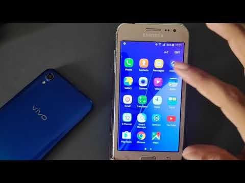 Samsung J2 bluetooth