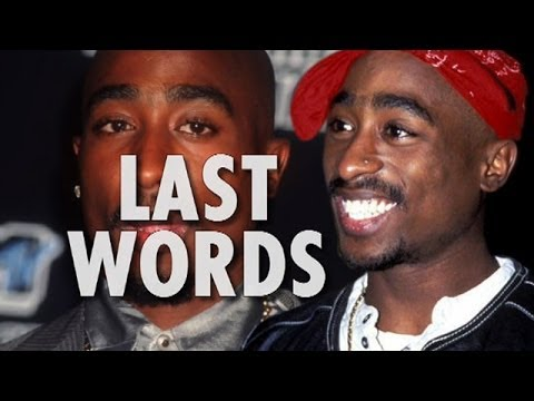 Tupac  -- Coolest Parting Words Ever | TMZ