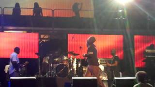 "Turbulence @ Reggae Sumfest, Montego Bay 7-23-11 Performing ""Name And Number"""