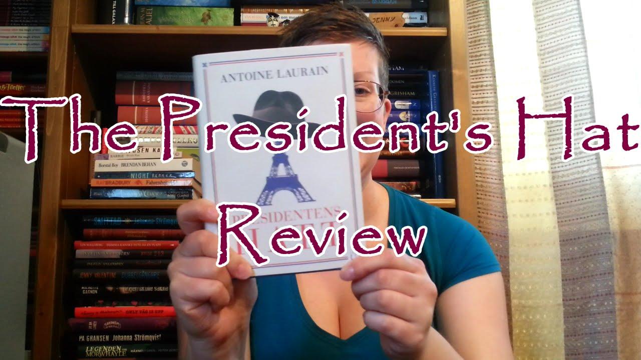 Presidenten over gransen