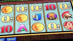 Pompeii Original $2.50 Bet! Huge Win On Bonus Retriggers