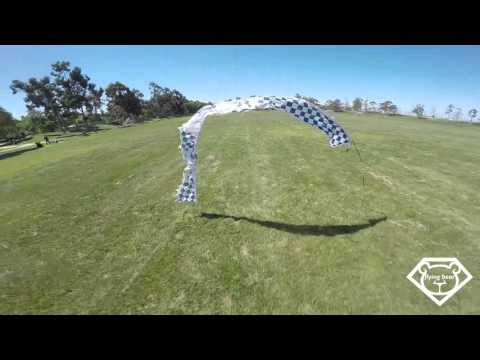 UTT Tsunami laps with the X-Hover 200B