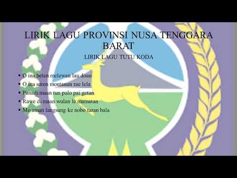 Tugas Presentase Lagu daerah Nusa Tenggara Barat