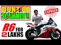 DON'T BE SCAMMED !! WATCH THIS BEFORE BUYING ANY SUPERBIKE
