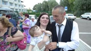 Отзыв после венчания Виктора и Дарьи 18 июля 2015