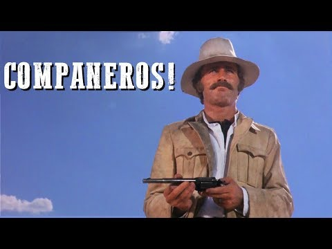 Companeros! | FREE WESTERN | Action Movie | English | Full Length Film