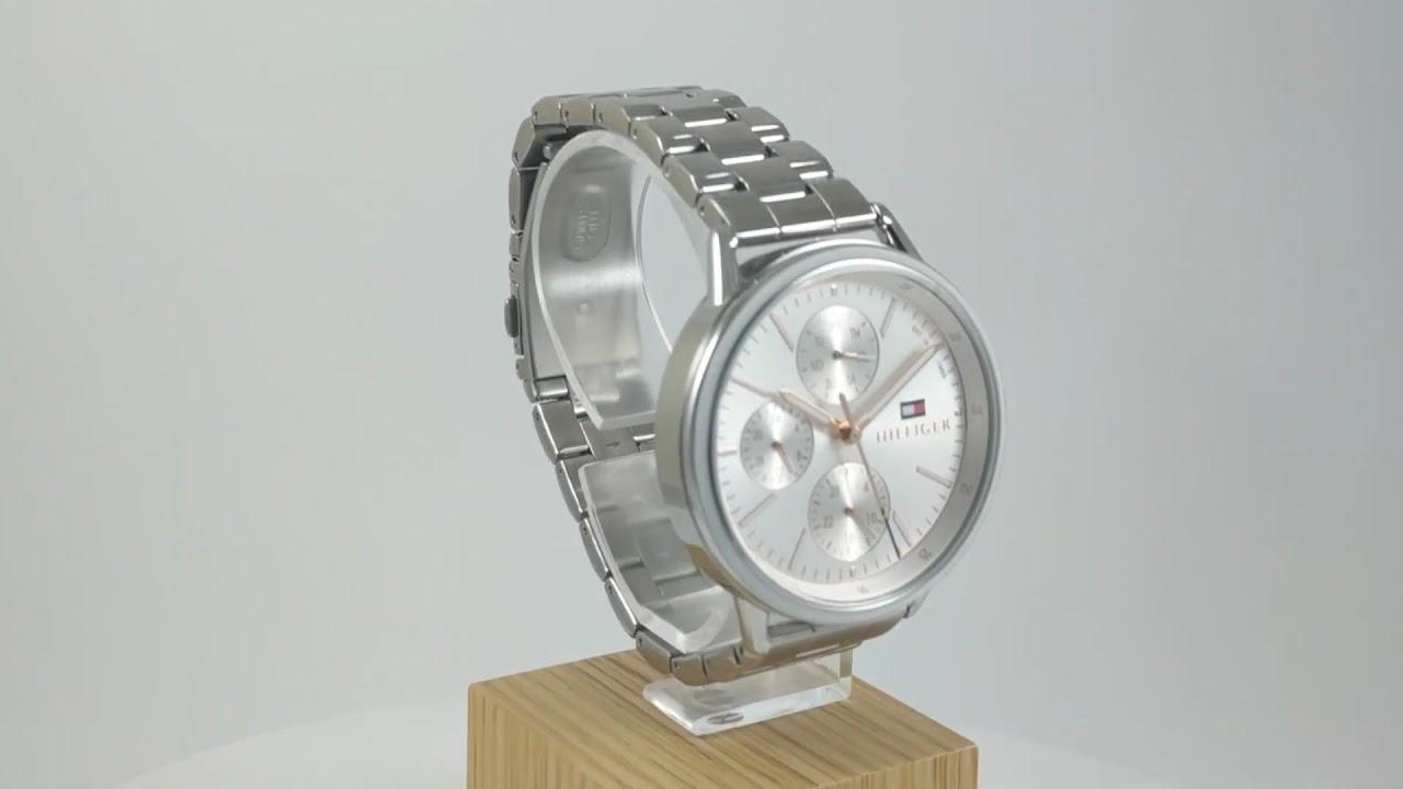 63530752e Часовник Tommy Hilfiger 1781787 - YouTube
