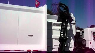 2003 Peterbilt 320 Dump Truck