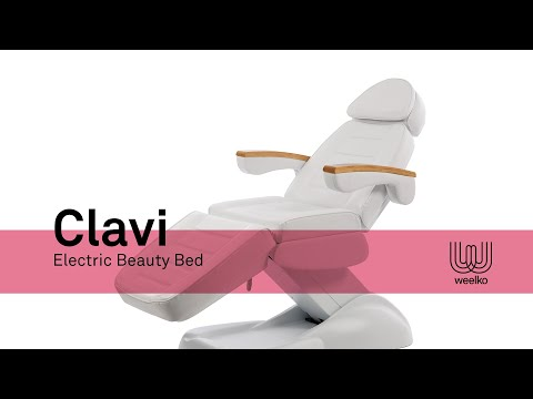 Clavi Electric Beauty Bed