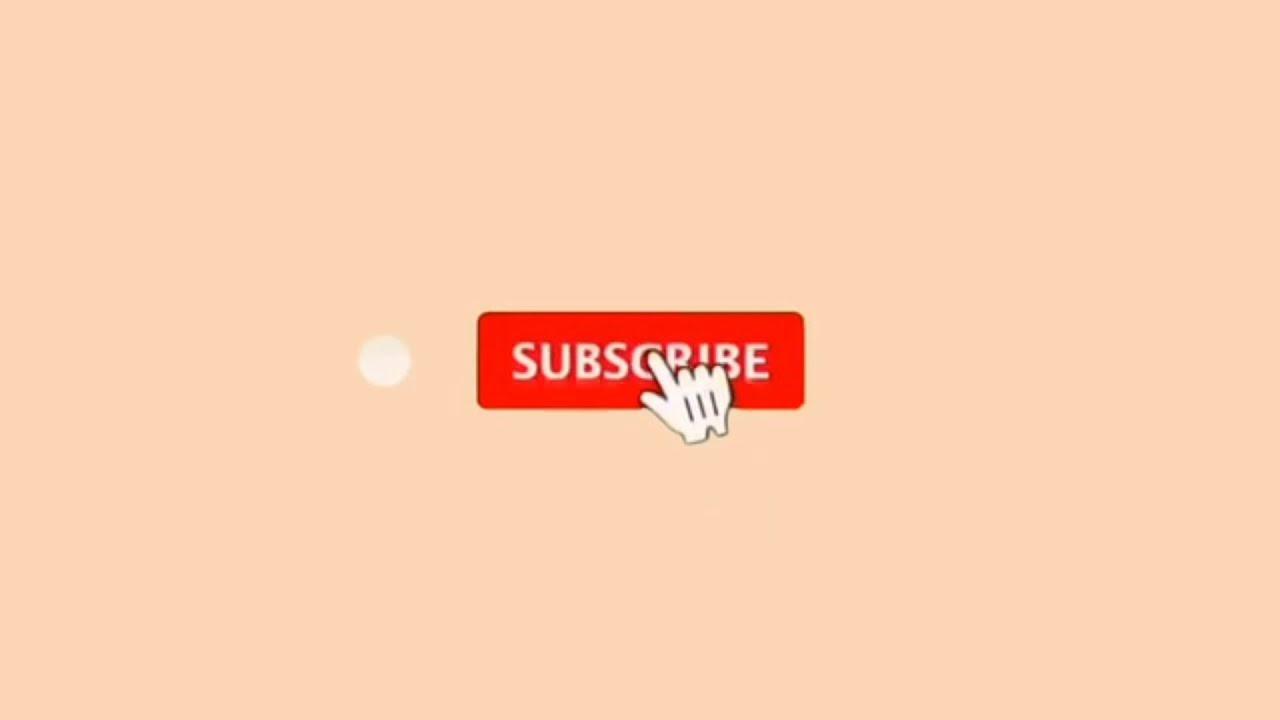Kumpulan Animasi Bergerak Klik Subscribe Lonceng Youtube