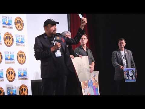 """Untitled Film on """"World Citizen #1"""" Garry Davis at 2014 Woodstock Film Festival"""