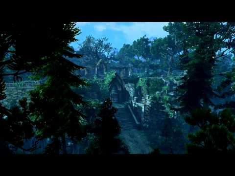 The Witcher 3 Wild Hunt Freya 39 S Garden Theme Extended
