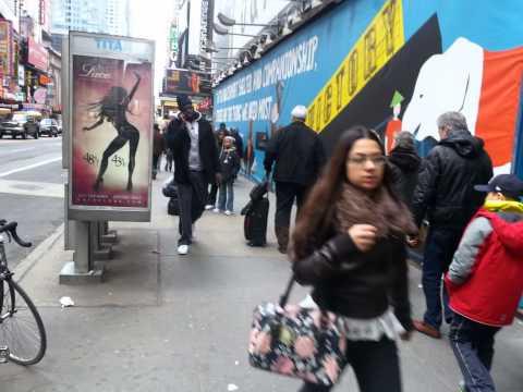 New York Trip: Theatre District