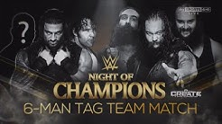 WWE Night of Champions Promo 2015 - Roman Reigns, Dean Ambrose&Chris Jericho vs The Wyatt Family