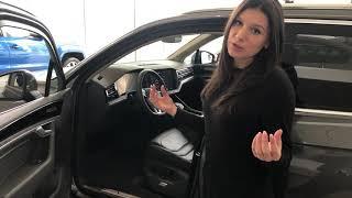 Видеоогляд VW Touareg