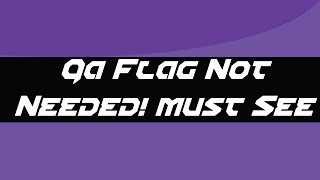 PS3 Tutorial: Qa Flag/Toggle Not Needed + Proof!