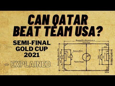 Download USA vs Qatar | Gold Cup 2021 Semi Final | Match Preview