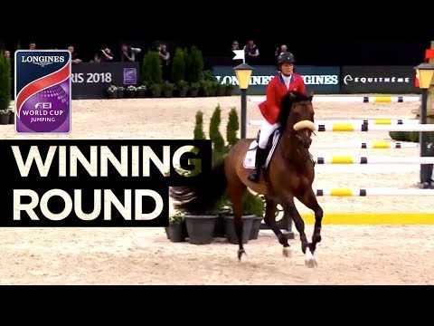 Elizabeth Madden wins it again! | Jumping Final | Longines FEI World Cup™ Jumping